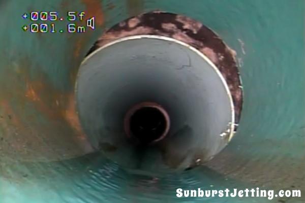 Commercial Pipe Video Inspection - Sunburst Environmental